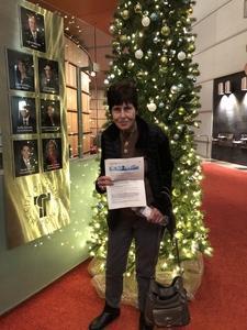 richard attended A Christmas Carol on Dec 20th 2018 via VetTix