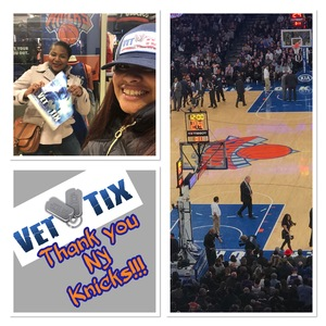 Click To Read More Feedback from New York Knicks vs. Phoenix Suns - NBA - Tonight!