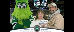 Click To Read More Feedback from Dallas Stars vs. New York Islanders - NHL