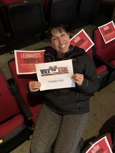 Katherine attended Portland Trail Blazers vs. New York Knicks - NBA on Jan 7th 2019 via VetTix