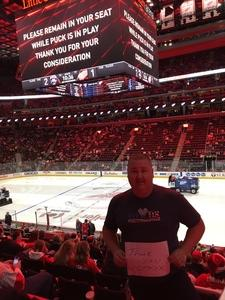 Click To Read More Feedback from Detroit Red Wings vs. Florida Panthers - NHL