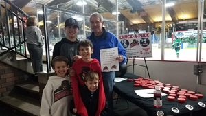 Click To Read More Feedback from Minnesota Magicians vs. Chippewa Steel - NAHL