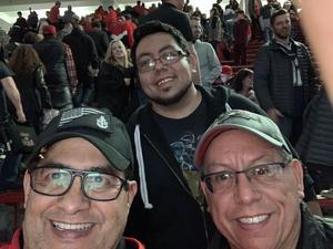 Victor J attended University of New Mexico vs. Nevada - NCAA Men's Basketball on Jan 5th 2019 via VetTix