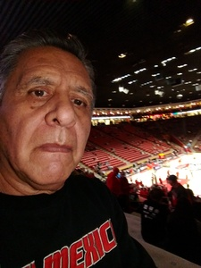 Manuel attended University of New Mexico vs. Nevada - NCAA Men's Basketball on Jan 5th 2019 via VetTix