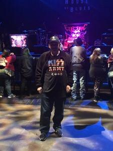 Mark attended New Year's Nightmare With the Dope Show & Electric Love Temple - Undefined on Jan 17th 2019 via VetTix