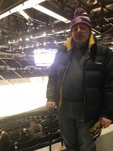 Carl attended Rochester Americans vs Toronto Marlies - AHL on Jan 11th 2019 via VetTix