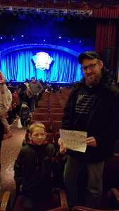 Patrick attended PAW Patrol Live! Race to the Rescue - Presented by Vstar Entertainment - 5:30pm on Jan 13th 2019 via VetTix