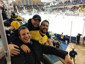 Tim attended University of Michigan Wolverines vs. Merrimack Warriors - NCAA Men's Hockey on Jan 8th 2019 via VetTix