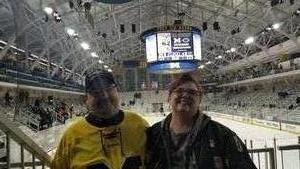 Kevin attended University of Michigan Wolverines vs. Merrimack Warriors - NCAA Men's Hockey on Jan 8th 2019 via VetTix