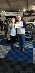 Jeffery attended 2019 Barrett Jackson - 1 Ticket is Good for 2 People - Family Value Day (kids 12 and Under Are Free) on Jan 12th 2019 via VetTix