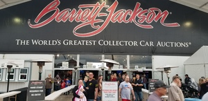 Darius attended 2019 Barrett Jackson - 1 Ticket is Good for 2 People - Family Value Day (kids 12 and Under Are Free) on Jan 12th 2019 via VetTix