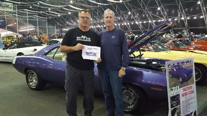 Click To Read More Feedback from 2019 Barrett Jackson - 1 Ticket is Good for 2 People - Family Value Day (kids 12 and Under Are Free)