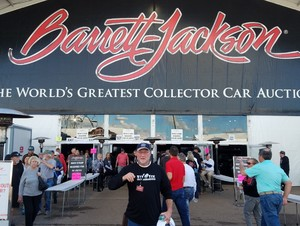 Leonard attended 2019 Barrett Jackson - Collector Car Auction - 1 Ticket is Good for 2 People on Jan 16th 2019 via VetTix