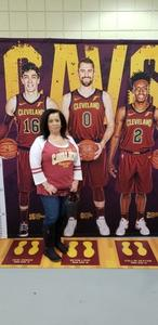 Matt attended Cleveland Cavaliers vs. New Orleans Pelicans - NBA on Jan 5th 2019 via VetTix