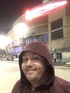 Bryan attended Cleveland Cavaliers vs. New Orleans Pelicans - NBA on Jan 5th 2019 via VetTix