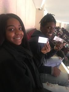 Gerald attended Cleveland Cavaliers vs. New Orleans Pelicans - NBA on Jan 5th 2019 via VetTix