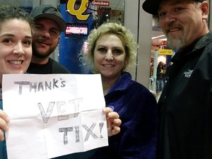 Nathan attended Cleveland Cavaliers vs. New Orleans Pelicans - NBA on Jan 5th 2019 via VetTix