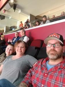 Jeremy attended Cleveland Cavaliers vs. Indiana Pacers - NBA on Jan 8th 2019 via VetTix