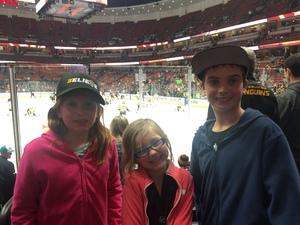 Jason attended Anaheim Ducks vs. Pittsburgh Penguins - NHL - Antis Community Corner on Jan 11th 2019 via VetTix