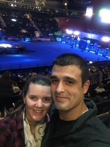 Corey attended PBR - Unleash the Beast on Jan 4th 2019 via VetTix