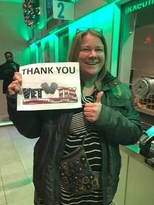 Christy attended PBR - Unleash the Beast on Jan 4th 2019 via VetTix