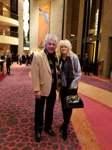Eric attended Phoenix Symphony - a Mozart Celebration on Jan 5th 2019 via VetTix