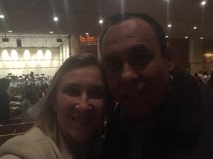 Kaya attended Phoenix Symphony - a Mozart Celebration on Jan 5th 2019 via VetTix