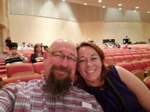 Larry attended Phoenix Symphony - a Mozart Celebration on Jan 5th 2019 via VetTix