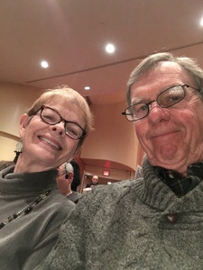 Michael attended Phoenix Symphony - a Mozart Celebration - 2 PM Matinee on Jan 6th 2019 via VetTix