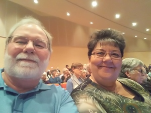 Kelly attended Phoenix Symphony - a Mozart Celebration - 2 PM Matinee on Jan 6th 2019 via VetTix