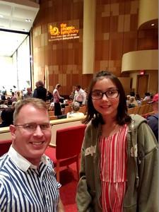 Eric attended Phoenix Symphony - a Mozart Celebration - 2 PM Matinee on Jan 6th 2019 via VetTix