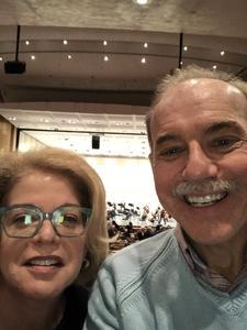Jerrold attended Phoenix Symphony - a Mozart Celebration - 2 PM Matinee on Jan 6th 2019 via VetTix