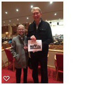 Stephen attended Phoenix Symphony - a Mozart Celebration - 2 PM Matinee on Jan 6th 2019 via VetTix