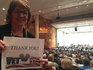 Theresa attended Phoenix Symphony - a Mozart Celebration - 2 PM Matinee on Jan 6th 2019 via VetTix