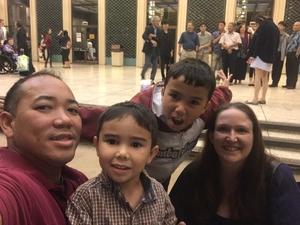 Cynthia attended Hawaii Symphony Orchestra - Ode to Joy on Jan 5th 2019 via VetTix