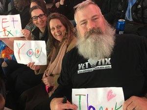 Pat and Raegan attended Kansas City Mavericks - Minor League on Jan 5th 2019 via VetTix