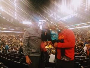 Aaron attended Phoenix Suns vs. LA Clippers - NBA on Jan 4th 2019 via VetTix