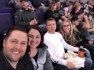 Cody attended Phoenix Suns vs. LA Clippers - NBA on Jan 4th 2019 via VetTix