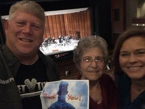 dondi attended Variation Voyage - Presented by the Austin Symphony on Jan 12th 2019 via VetTix