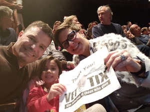Anthony attended Nextstop Theatre Company - Title of Show on Jan 4th 2019 via VetTix