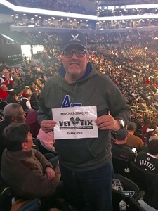 EDWIN attended Brooklyn Nets V. Atlanta Hawks - NBA on Jan 9th 2019 via VetTix