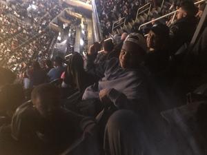SARAH attended Brooklyn Nets V. Atlanta Hawks - NBA on Jan 9th 2019 via VetTix