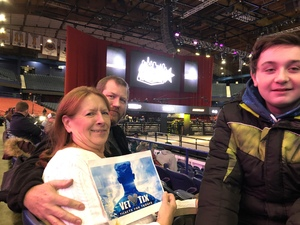 Robert attended PBR - WCRA Windy City Roundup - Friday Performance Only on Jan 11th 2019 via VetTix