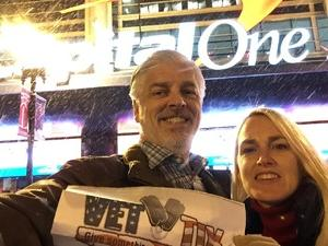 Sean & Millie attended Washington Capitals vs. Columbus Blue Jackets - NHL on Jan 12th 2019 via VetTix