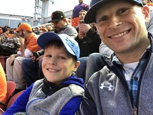 Mike attended 2019 CFP National Championship - Alabama Crimson Tide vs. Clemson Tigers on Jan 7th 2019 via VetTix