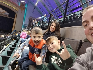 Kevin attended Xtreme International Ice Racing - Extreme on Jan 12th 2019 via VetTix