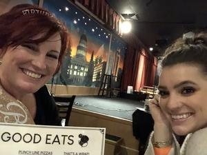 Deanna attended Punch Line Sacramento - Really Funny Comedians Who Happen to Be Women on Jan 10th 2019 via VetTix