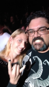 Jonathan attended Disturbed- Evolution World Tour - General Admission Seating on Jan 9th 2019 via VetTix