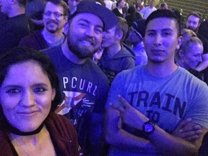 kyle attended Disturbed- Evolution World Tour - General Admission Seating on Jan 9th 2019 via VetTix