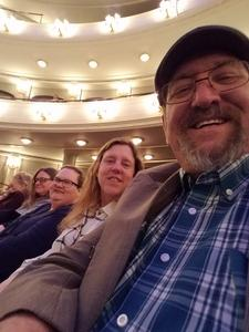 Dave attended Also Sprach Zarathustra - Presented by the Fort Worth Symphony Orchestra on Jan 11th 2019 via VetTix